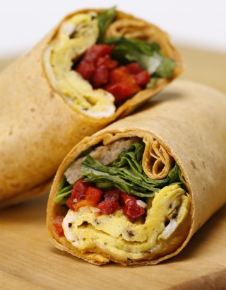 SHOT 9/17/15 4:10:57 PM - Smiling Moose Deli new and updated menu items. Smiling Moose Deli was founded in 2003 and features fresh made breakfast sandwiches and burritos as well as lunch and dinner sandwiches, wraps, salads and soups. (Photo by Marc Piscotty / © 2015)